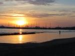 Amathus Marina Sunset