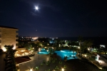 Twilight over Atlantica Bay Hotel