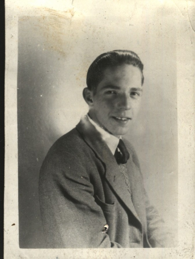 Brian Rosher 1934-1967