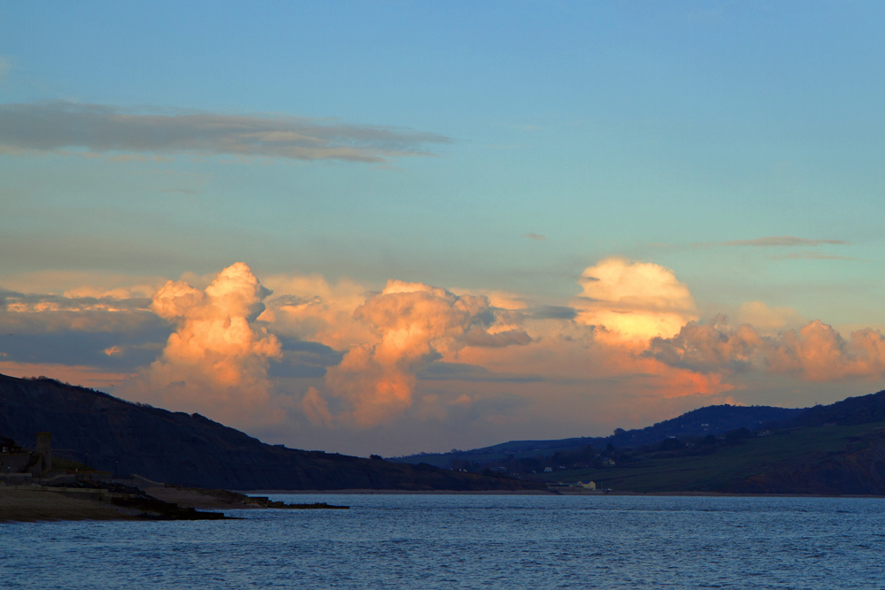 Lyme Regis Sunset