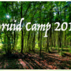 Druid Camp: 5 weeks to go!