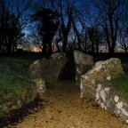 Solstice on the (Cotswold) edge